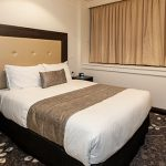 Burke & Wills Hotel Corporate Queen Room