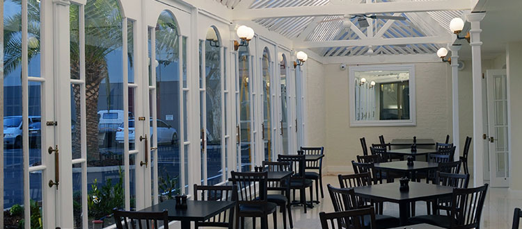 Conservatory & Glasshouse Function Room