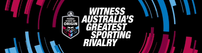 WIN State of Origin 2019 Tickets at Zack's